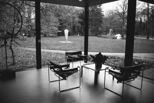wassily chair 3 History of Design: Wassily Chair by Marcel Breuer