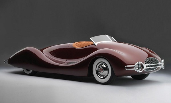 1948 Buick Streamliner by Norman E. Timbs 1 1948 Buick Streamliner by Norman E. Timbs