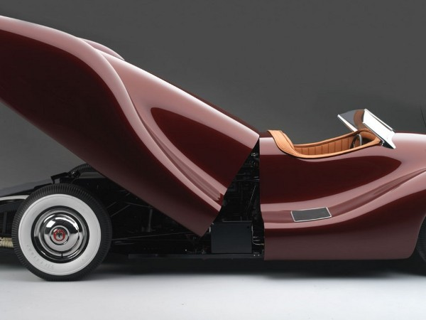 1948 Buick Streamliner by Norman E. Timbs 3