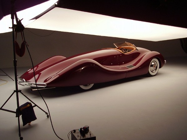 1948 Buick Streamliner by Norman E. Timbs 9