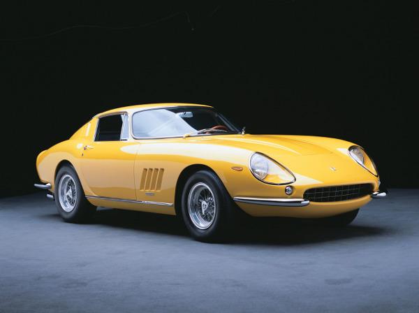 1967 Ferrari 275 GTB 4 Berlinetta 1 1967 Ferrari 275 GTB 4 Berlinetta
