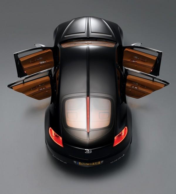 Bugatti 16 C Galibier Edition