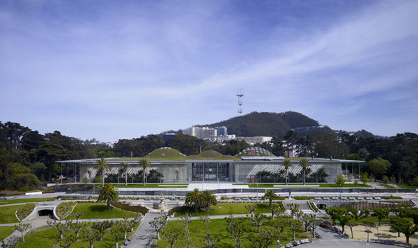 California Academy of Sciences by Renzo Piano 2