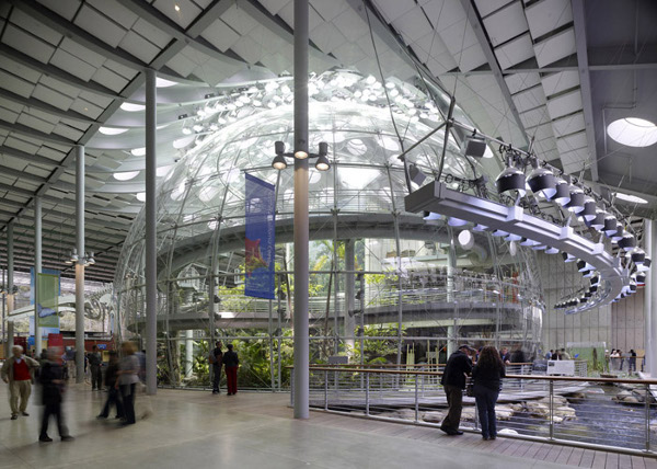 California Academy of Sciences by Renzo Piano 3