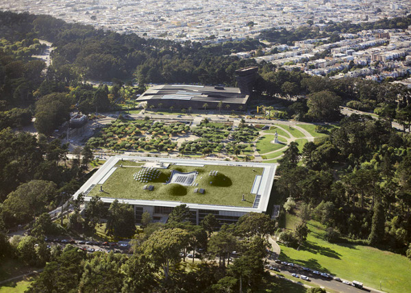 California Academy of Sciences by Renzo Piano 5
