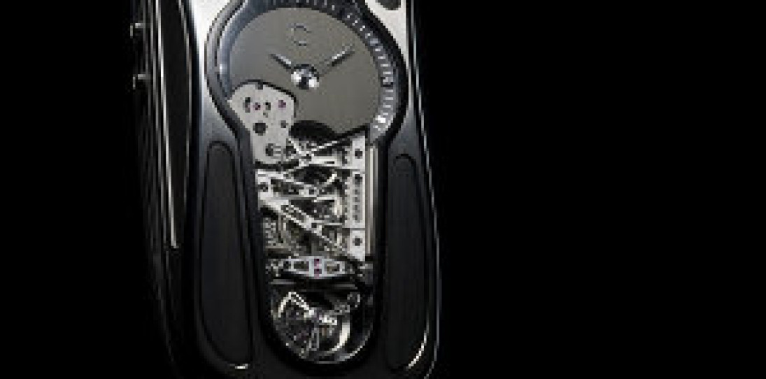 Celsius X VI II Papillon Tourbillon Mobile Phone