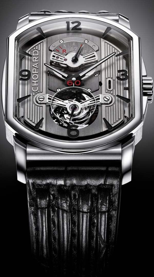 Chopard L.U.C Engine One Tourbillon Watch Chopard L.U.C Engine One Tourbillon Watch
