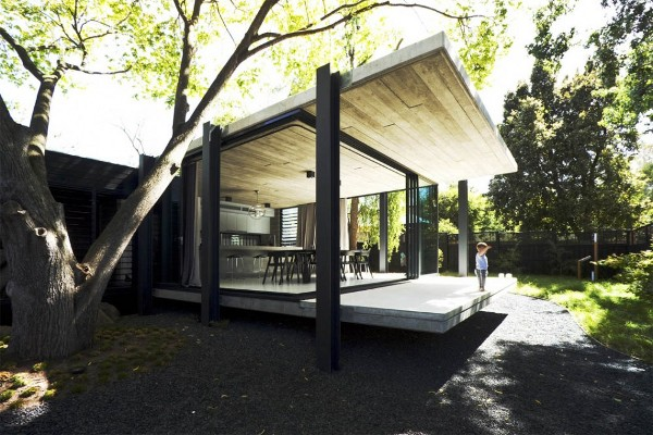 Elm and Willow House by Architects EAT 1 Elm and Willow House by Architects EAT