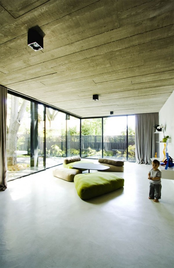 Elm and Willow House by Architects EAT 17