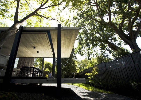Elm and Willow House by Architects EAT 21