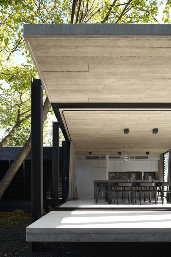 Elm and Willow House by Architects EAT 6