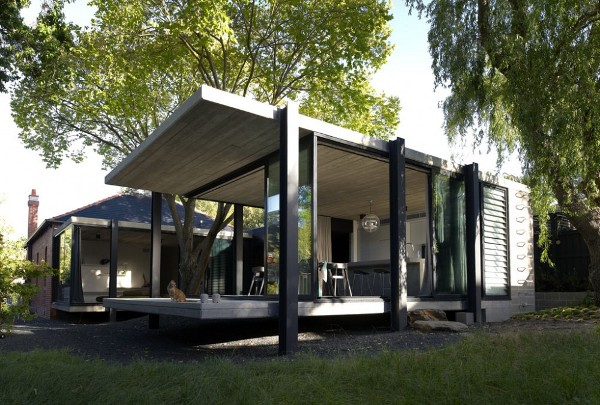 Elm and Willow House by Architects EAT 9