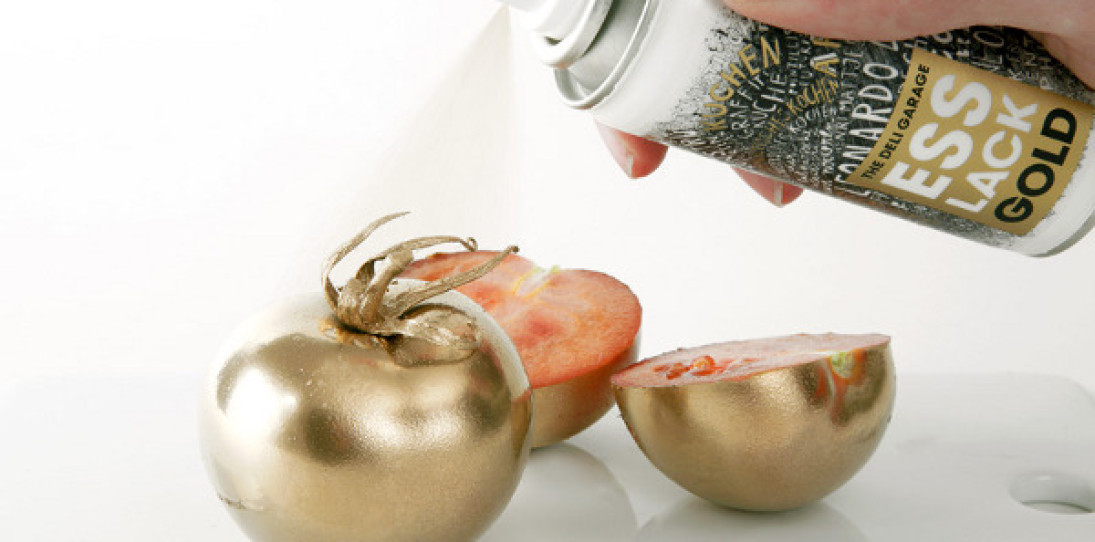 Esslack Food Spray: Golden Culinary Goodness