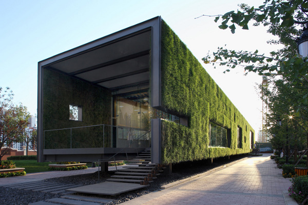 Green Technology Showroom by Vector Architects 2