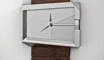 Rock Crystal Watch by Sebastian Krabbe