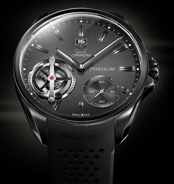 Tag Heuer Grand Carerra Pendulum Watch 1 Tag Heuer Grand Carerra Pendulum Watch