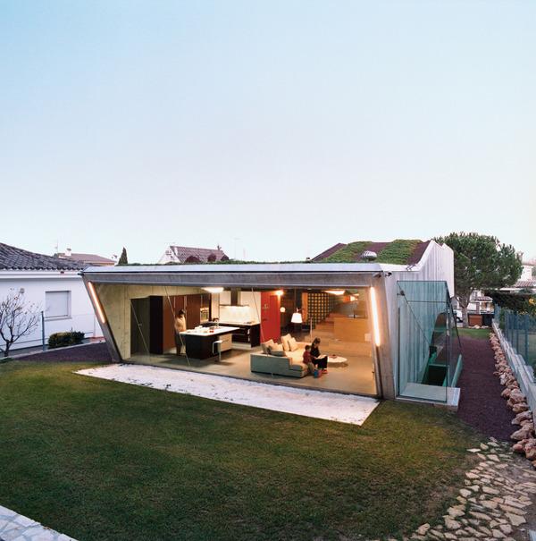 Villa Bio by Enric Ruiz-Geli 2