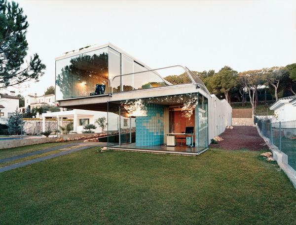 Villa Bio by Enric Ruiz-Geli 3