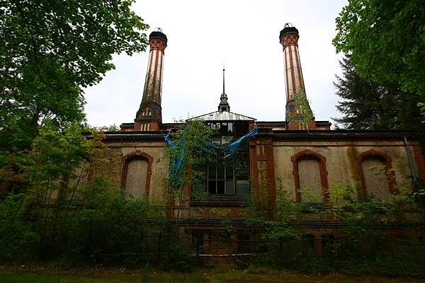 Beelitz military hospital – Berlin