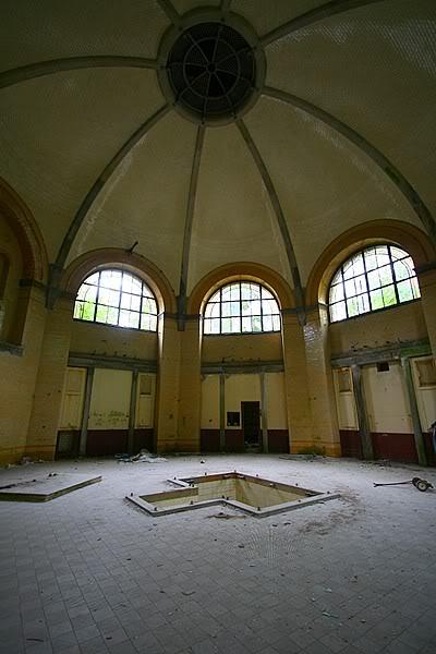 Beelitz military hospital – Berlin