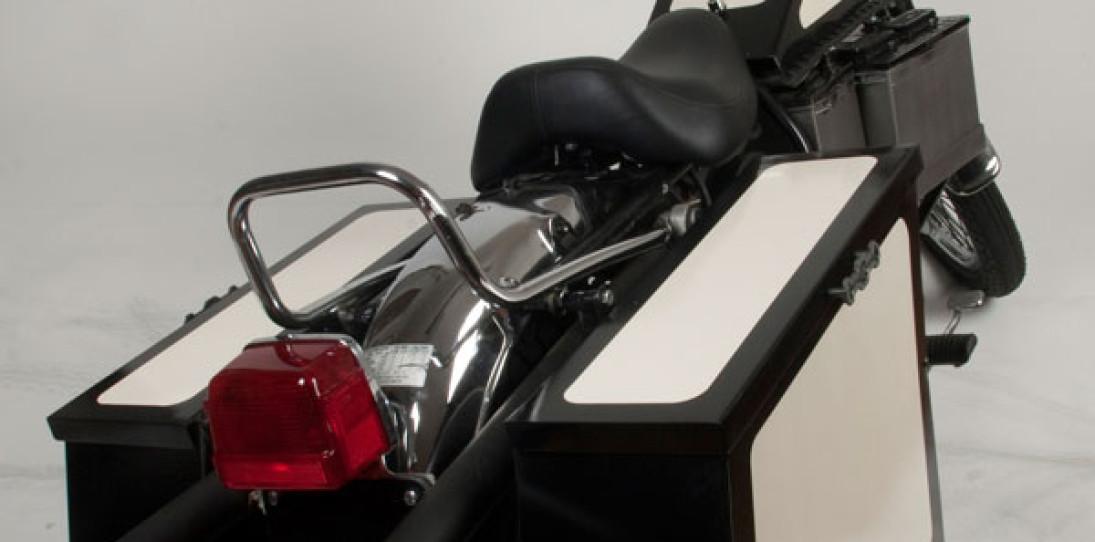 Blindspot Custom Electric Motorcycles