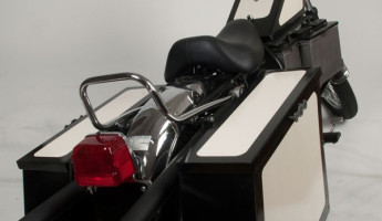 Blindspot Custom Electric Motorcycles