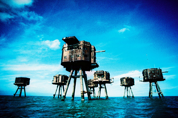 Abandoned Places: British Sea Forts