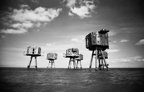 british sea forts 3 Abandoned Places: 10 Creepy, Beautiful Modern Ruins