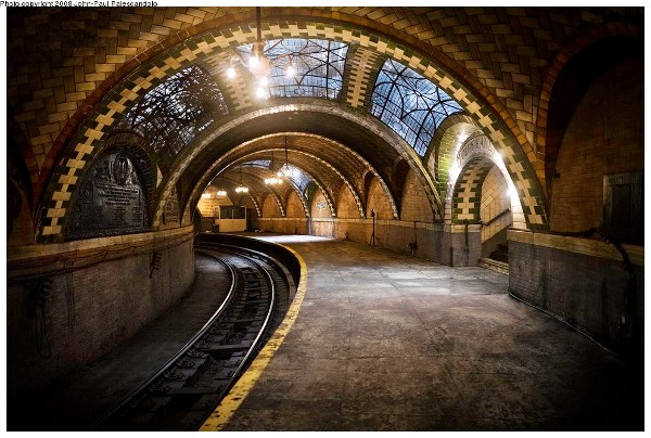 Abandoned Places: Closed NYC Subway