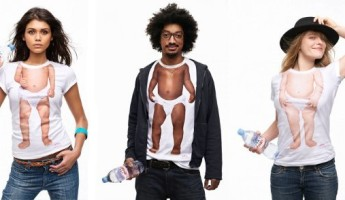 Evian Live Young T-Shirts