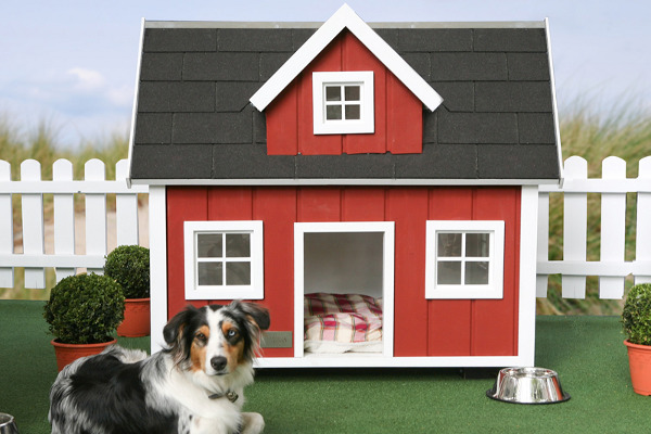 Luxury Barkitecture 10 Amazing Dog House Designs For The