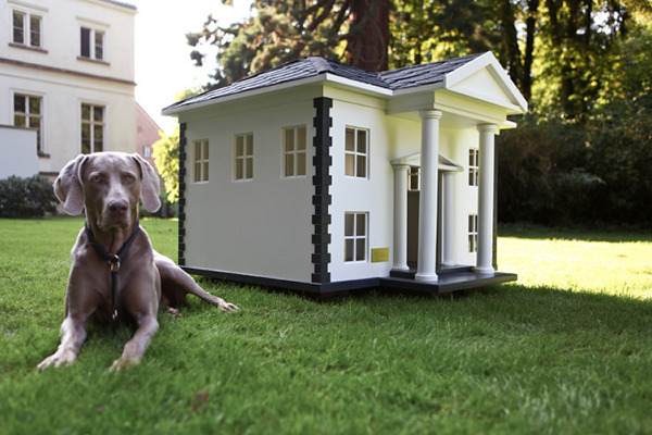 hundehauser alebama 2 Luxury Barkitecture: 10 Amazing Dog House Designs For The Over Pampered Pup