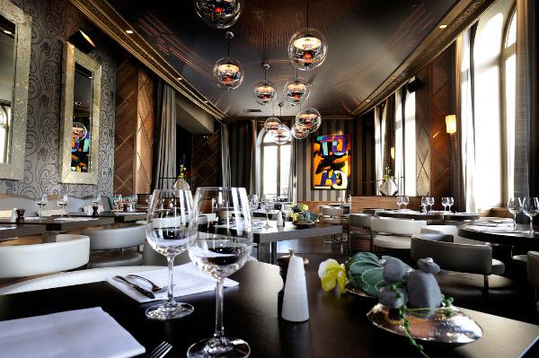 l'arc paris restaurant and nightclub 4