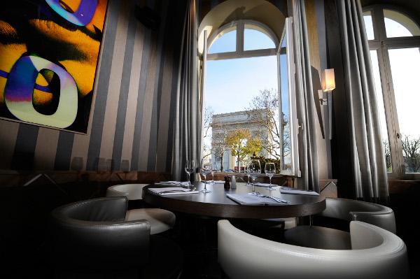 l'arc paris restaurant and nightclub 5