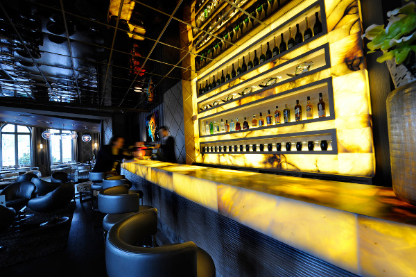 l'arc paris restaurant and nightclub 8