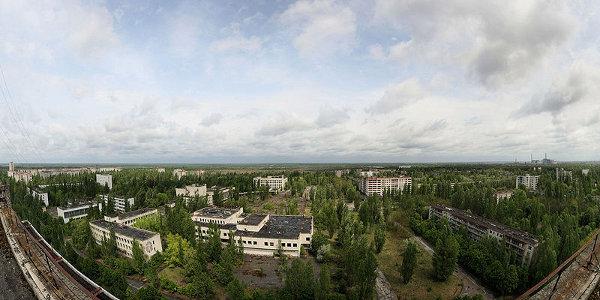 Pripyat, Ukraine – Chernobyl