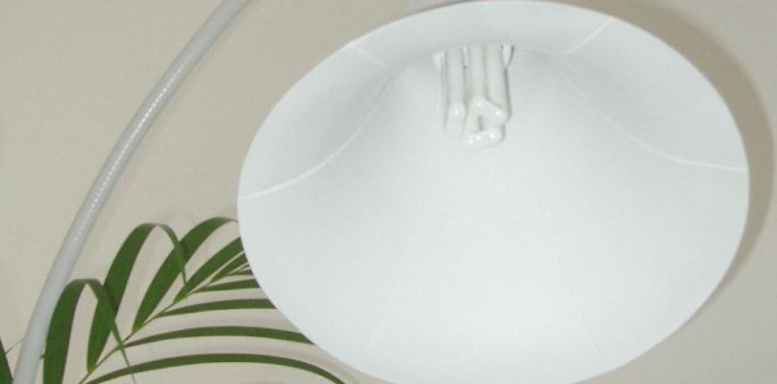 Spotlights Planter Lamps by Caroline Schilling