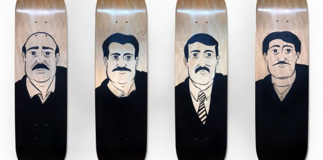 Moustache Culture: 10 Creative Moustache-Obsessed Products