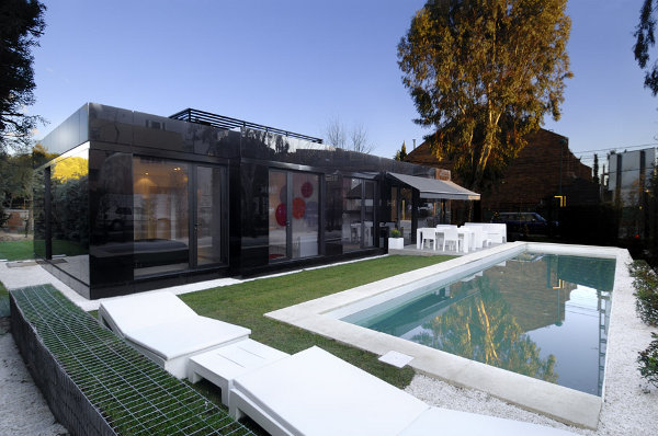 Modularing House by A-cero Architects 3