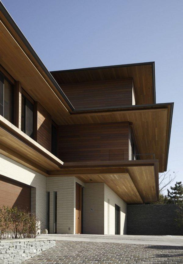 T Residence by Kidosaki Architects Studio 2