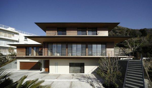 T Residence by Kidosaki Architects Studio 3