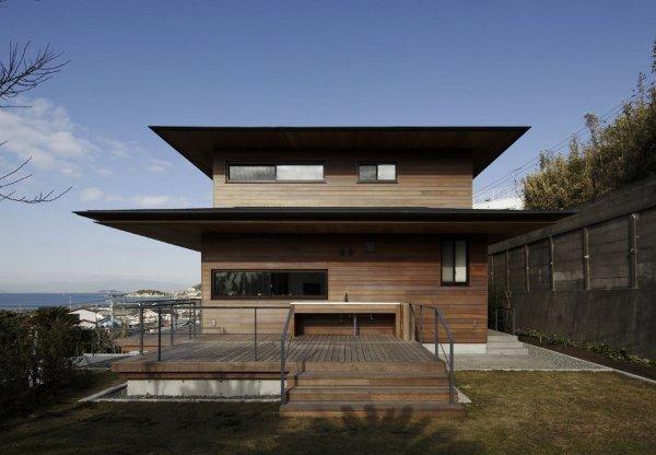 T Residence by Kidosaki Architects Studio 4
