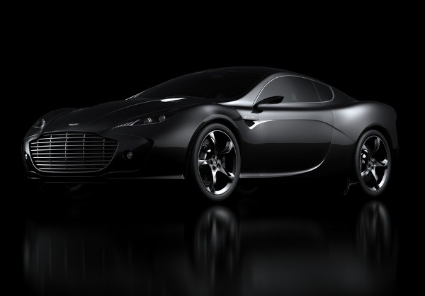 Ugur Sahin Aston Martin Gauntlet 1