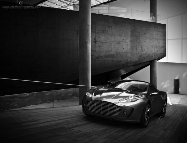 Ugur Sahin Aston Martin Gauntlet 10 Ugur Sahin Aston Martin Gauntlet Concept
