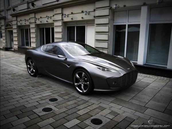 Ugur Sahin Aston Martin Gauntlet 11