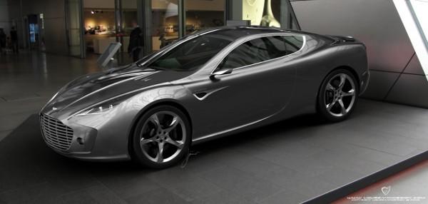 Ugur Sahin Aston Martin Gauntlet 12
