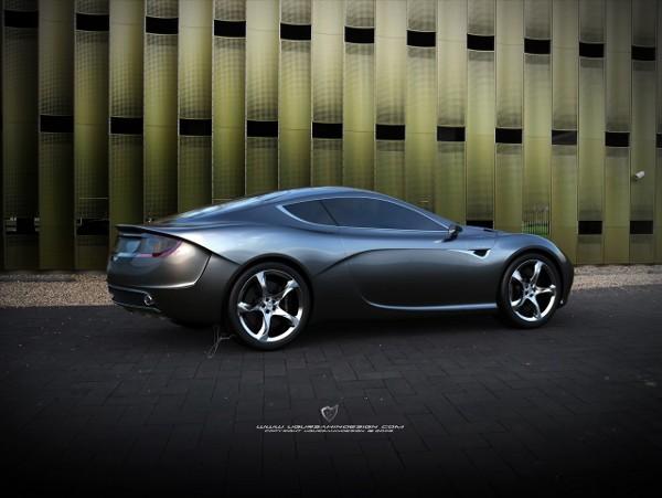 Ugur Sahin Aston Martin Gauntlet 15