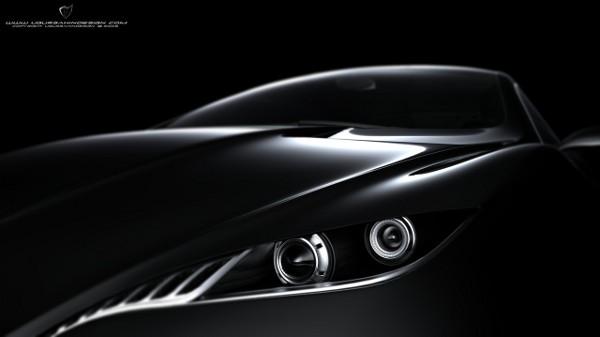 Ugur Sahin Aston Martin Gauntlet 7