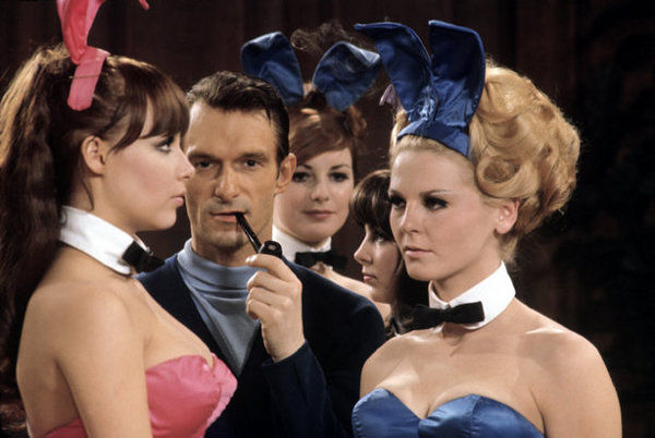 hugh hefner photos 1 Vintage Hugh Hefner: The Playboy of the Past