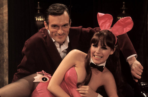 hugh hefner photos 2 Vintage Hugh Hefner: The Playboy of the Past